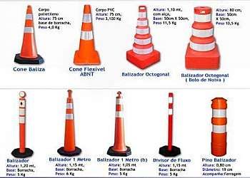 Empresas de sinalização rodoviária