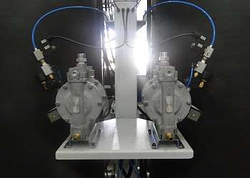 Máquina de demarcação viária