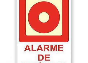 Onde comprar placas de sinalização de emergência