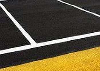 Tachões para asfalto